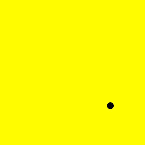 Label jaune